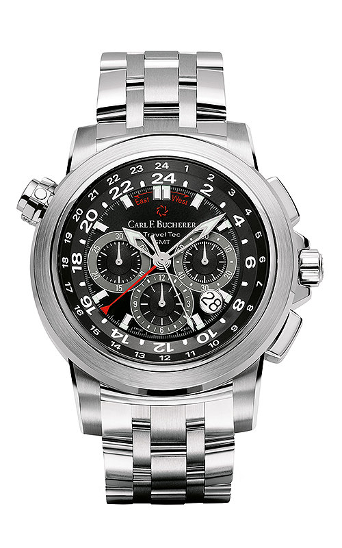 Carl F Bucherer TravelTec Watch 00.10620.08.33.21 product image