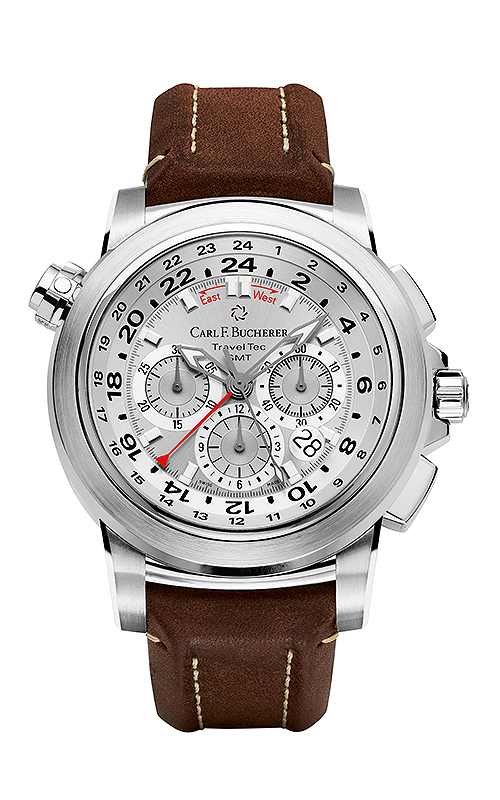 Carl F Bucherer TravelTec Watch 00.10620.08.63.01 product image