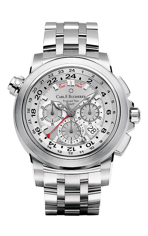 Carl F Bucherer TravelTec Watch 00-10620-08-63-21 product image