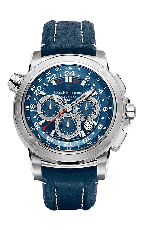 Carl F Bucherer TravelTec Watch 00.10620.08.53.01 product image
