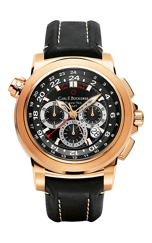 Carl F Bucherer TravelTec Watch 00-10620-03-33-01 product image