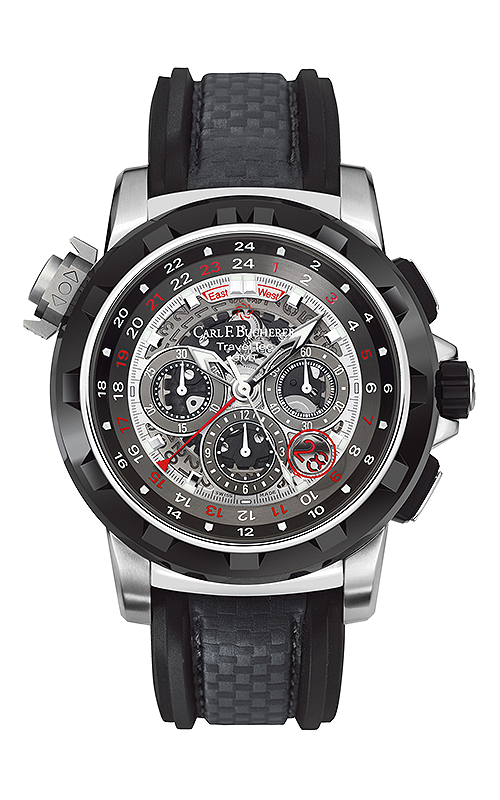 Carl F Bucherer TravelTec FourX Watch 00-10620-21-93-01 product image