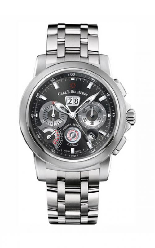 Carl F Bucherer ChronoGrade Watch 00-10623-08-33-21 product image