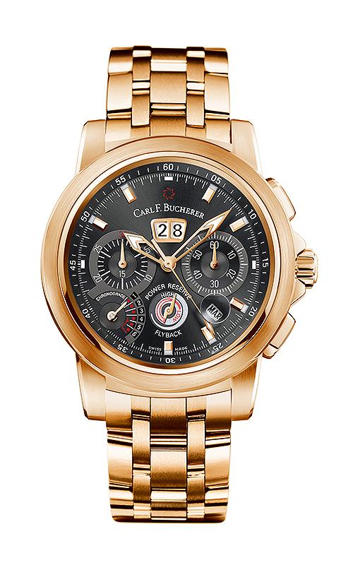 Carl F Bucherer ChronoGrade Watch 00-10623-03-33-21 product image
