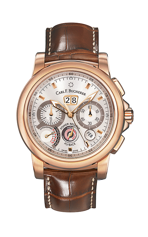Carl F Bucherer ChronoGrade Watch 00-10623-03-13-01 product image