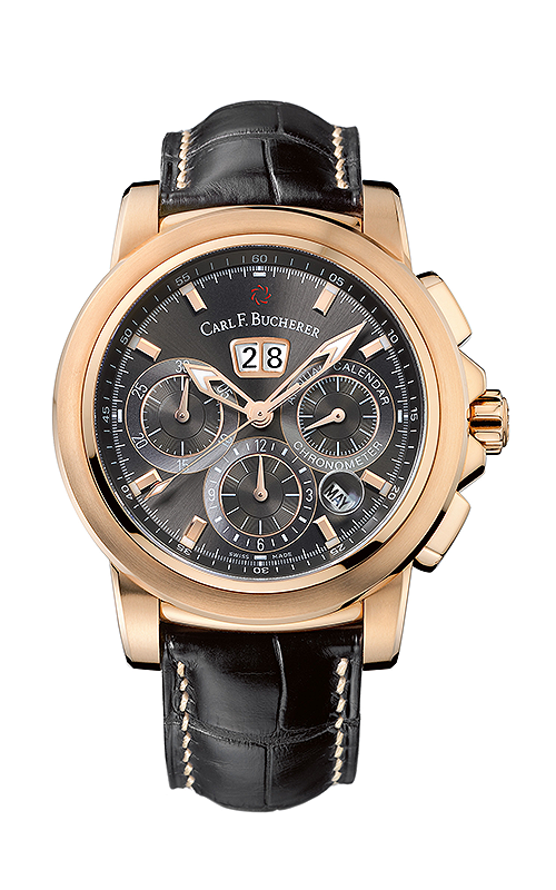 Carl F Bucherer ChronoDate Annual Watch 00.10619.03.33.01 product image