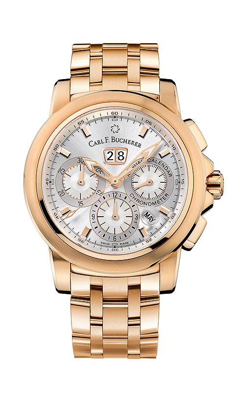 Carl F Bucherer ChronoDate Annual Watch 00.10619.03.13.21 product image