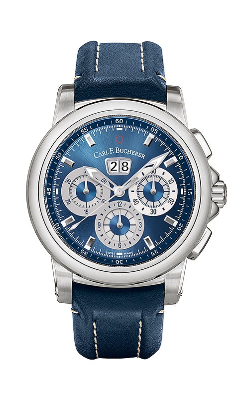Carl F Bucherer ChronoDate Watch 00-10624-08-53-01 product image