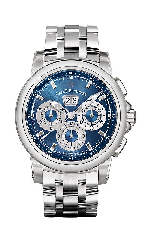Carl F Bucherer ChronoDate Watch 00.10624.08.53.21 product image