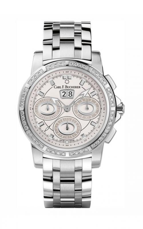 Carl F Bucherer ChronoDate Watch 00-10611-08-23-31 product image