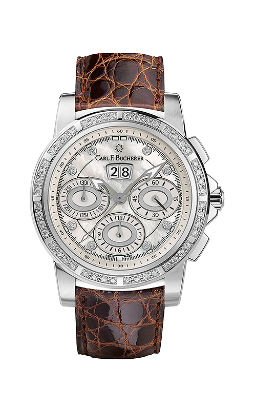 Carl F Bucherer ChronoDate Watch 00-10611-08-74-11 product image