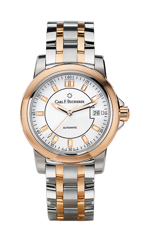 Carl F Bucherer AutoDate TwoTone Watch 00.10617.07.23.21 product image