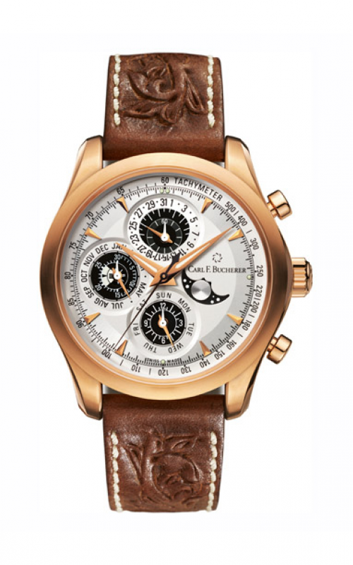 Carl F Bucherer ChronoPerpetual Stallion Watch 00-10906-03-13-99 product image