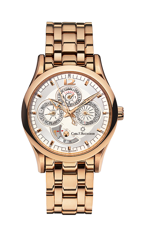 Carl F Bucherer Perpetual Watch 00-10902-03-16-21 product image