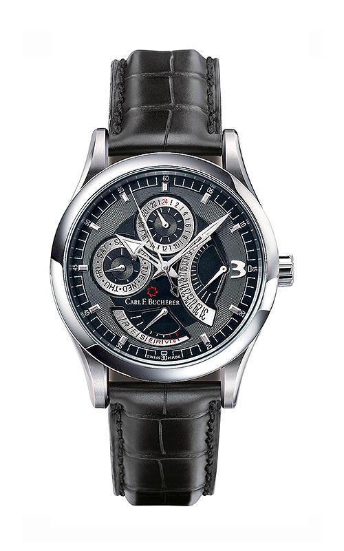 Carl F Bucherer RetroGrade Watch 00-10901-08-36-01 product image