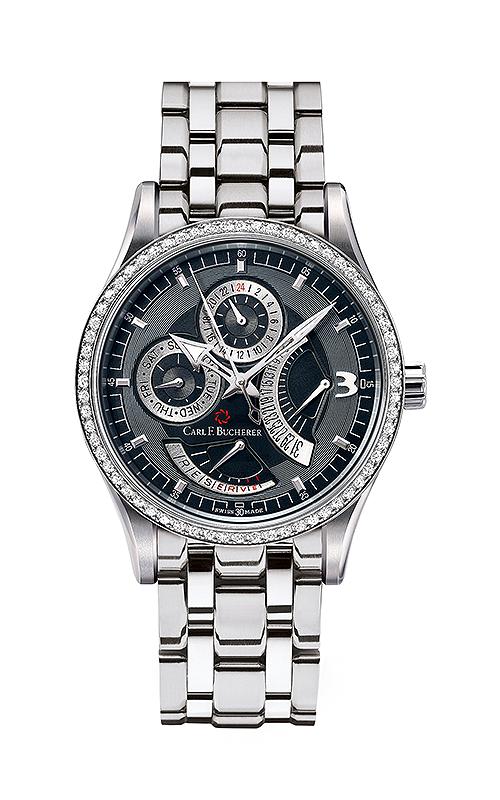 Carl F Bucherer RetroGrade Watch 00-10901-08-36-31 product image