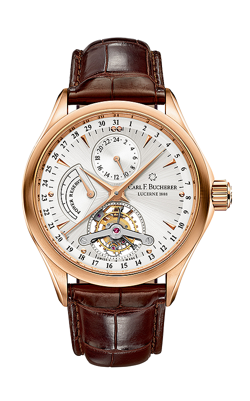 Carl F Bucherer Tourbillon Watch 00.10918.03.13.01 product image