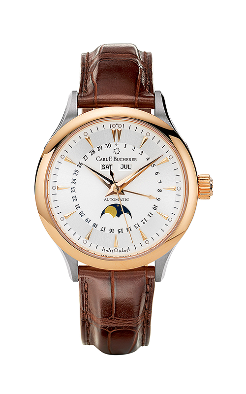 Carl F Bucherer MoonPhase Watch 00.10909.07.13.99 product image