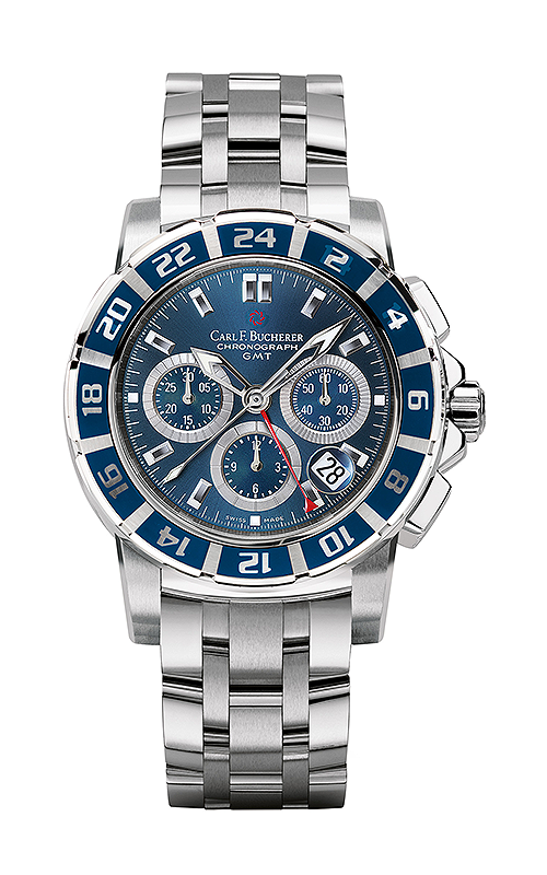 Carl F Bucherer TravelGraph Watch 00.10618.13.53.21 product image