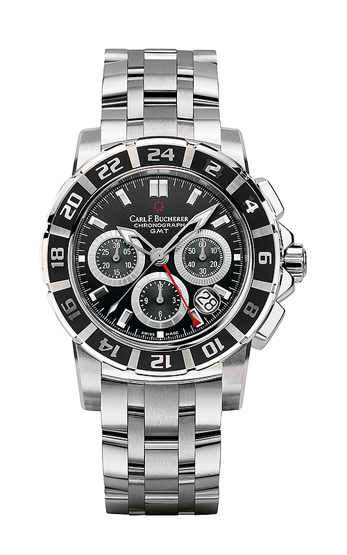 Carl F Bucherer TravelGraph Watch 00.10618.13.33.21 product image