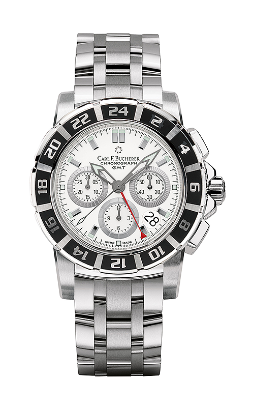 Carl F Bucherer TravelGraph Watch 00.10618.13.23.21 product image