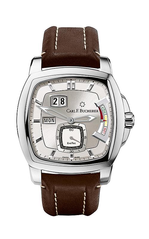 Carl F Bucherer EvoTec PowerReserve Watch 00.10627.08.63.01 product image