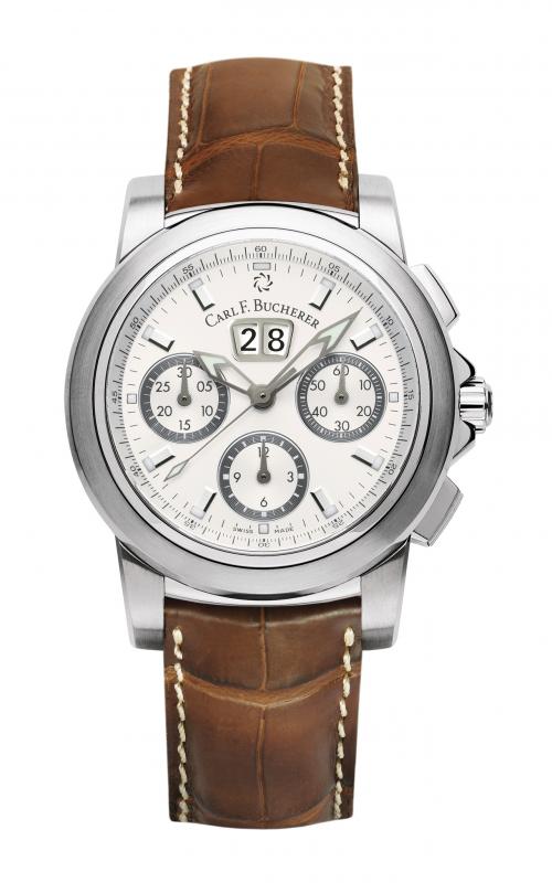 Carl F Bucherer ChronoDate Watch 00-10611-08-13-01 product image