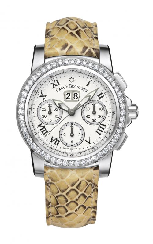 Carl F Bucherer ChronoDate Watch 00-10611-08-23-11 product image