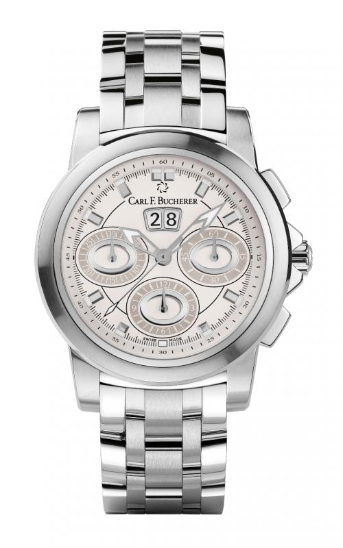 Carl F Bucherer ChronoDate Watch 00-10611-08-23-22 product image
