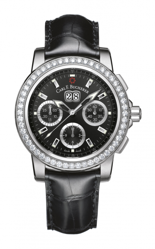 Carl F Bucherer ChronoDate Watch 00-10611-08-33-11 product image