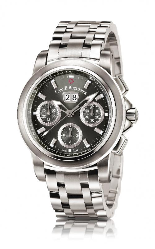 Carl F Bucherer ChronoDate Watch 00-10611-08-33-21 product image
