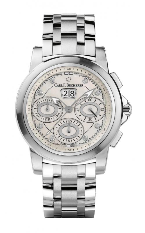 Carl F Bucherer ChronoDate Watch 00-10611-08-74-21 product image