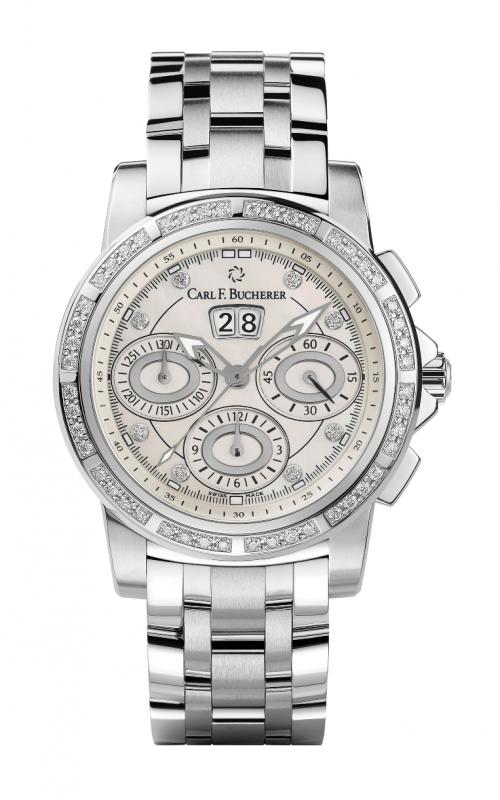 Carl F Bucherer ChronoDate Watch 00-10611-08-74-31 product image
