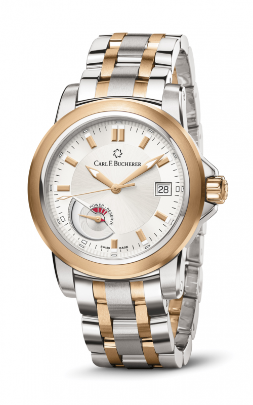 Carl F Bucherer AutoDate Watch 00-10616-07-13-21 product image