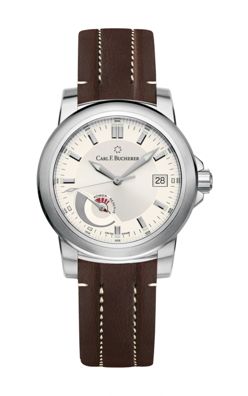 Carl F Bucherer AutoDate Watch 00-10616-08-13-01 product image