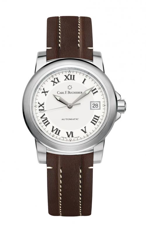 Carl F Bucherer AutoDate Watch 00-10617-08-21-01 product image