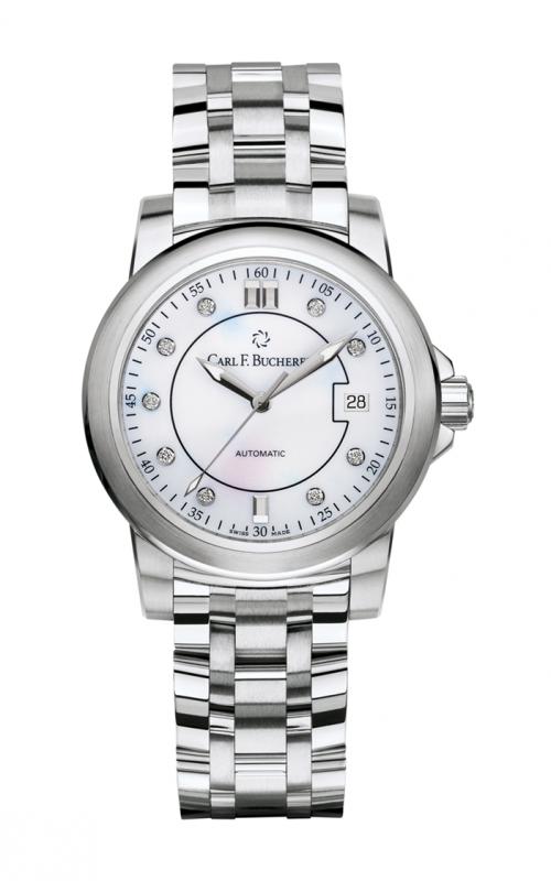 Carl F Bucherer AutoDate Watch 00-10617-08-77-21 product image