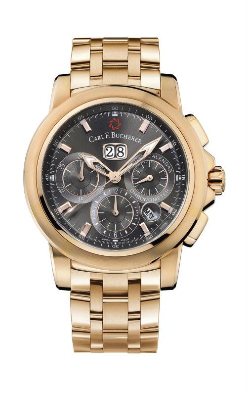 Carl F Bucherer ChronoDate Watch 00-10619-03-33-21 product image