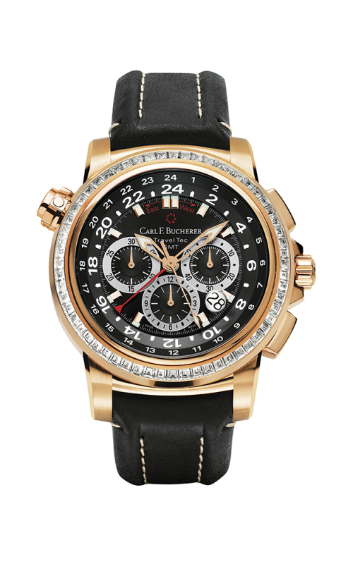 Carl F Bucherer TravelTec Watch 00-10620-03-33-11 product image