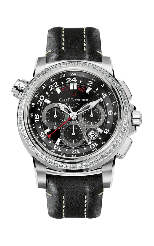 Carl F Bucherer TravelTec Watch 00-10620-05-33-11 product image