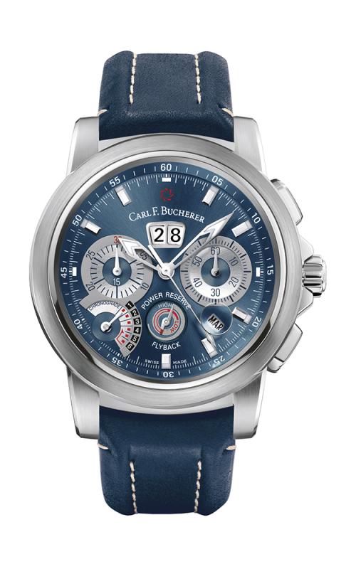 Carl F Bucherer ChronoGrade Watch 00-10623-08-53-01 product image