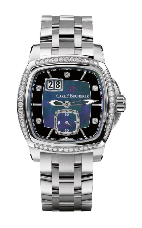 Carl F Bucherer EvoTec BigDate Watch 00-10628-08-87-31 product image