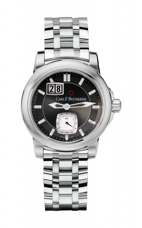 Carl F Bucherer BigDate Watch 00-10630-08-33-21 product image