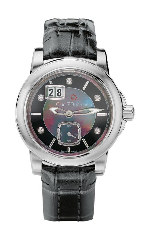 Carl F Bucherer BigDate Watch 00-10630-08-87-01 product image