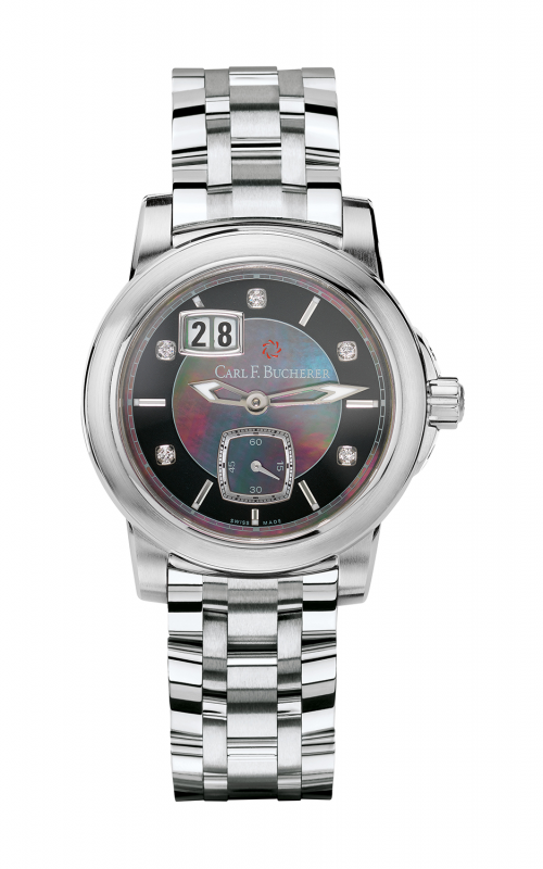 Carl F Bucherer BigDate Watch 00-10630-08-87-21 product image