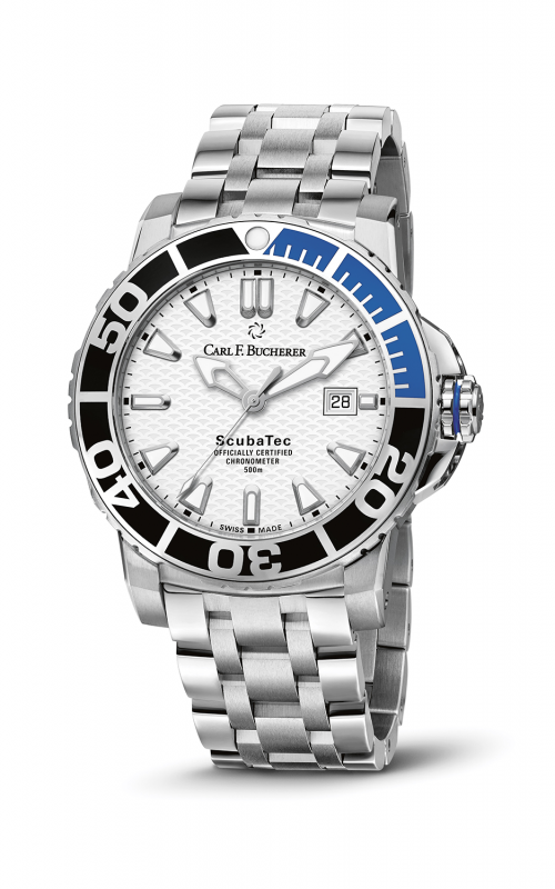 Carl F Bucherer ScubaTec Watch 00-10632-23-23-21 product image