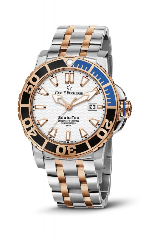 Carl F Bucherer ScubaTec Watch 00-10632-24-23-21 product image