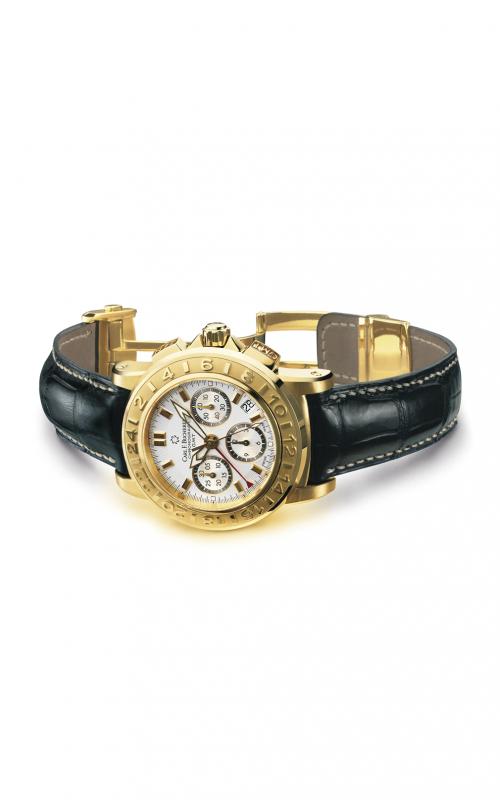 Carl F Bucherer TravelGraph Watch 00-10601-01-13-01 product image
