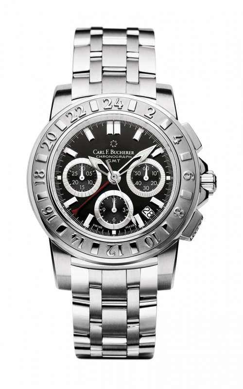 Carl F Bucherer TravelGraph Watch 00-10610-08-33-21 product image