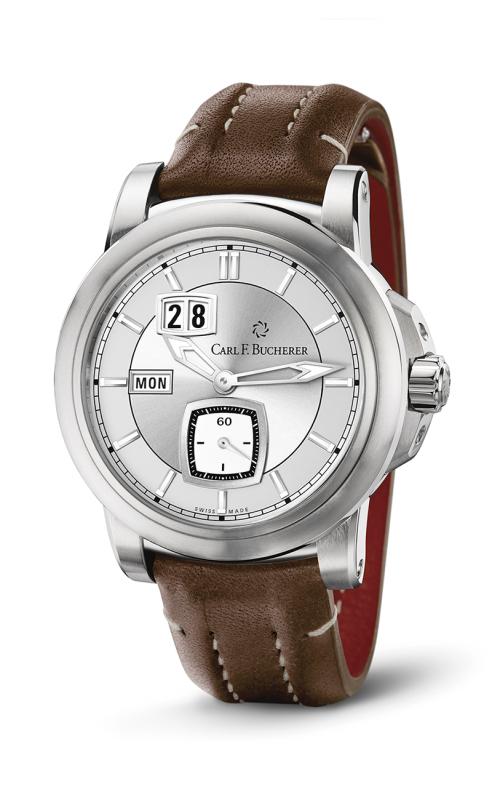 Carl F Bucherer DayDate Watch 00-10631-08-63-01 product image